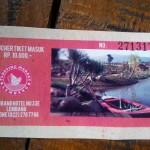 Floating market Lembang Bandung Indonesia alamat dan no telepon