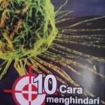 10 Cara Menghindari Kanker